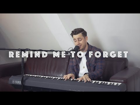 Remind Me To Forget - Kygo Ft. Miguel (Cover By René Miller)
