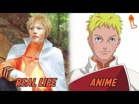 Naruto In Real Life All Characters 🔥 Best Of Cosplay Naruto