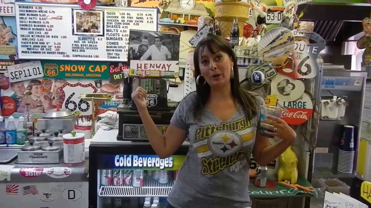 Seligman Arizona The Birthplace Of HISTORIC Route YouTube - Route 66 youtube