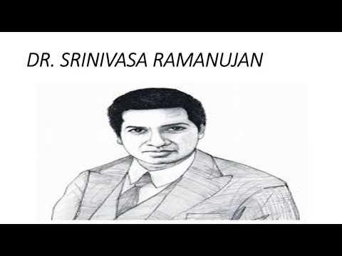 Dr. Srinivasa Ramanujan Biography In Hindi- The Great Scientist