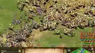 Age of Empires II - Lan/Online
