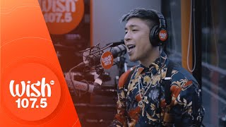 "Kris Lawrence performs ""All Night Long"" LIVE on Wish 107.5 Bus"