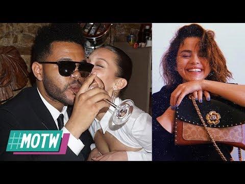 Bella Hadid & The Weeknd Getting MARRIED! Selena Gomez Recovery Update!  MOTW