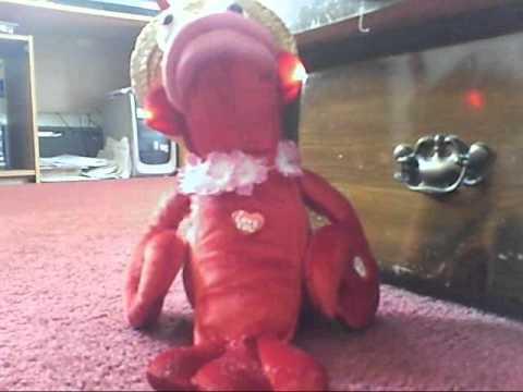 Animated Singing Lobster (DanDee 2007)