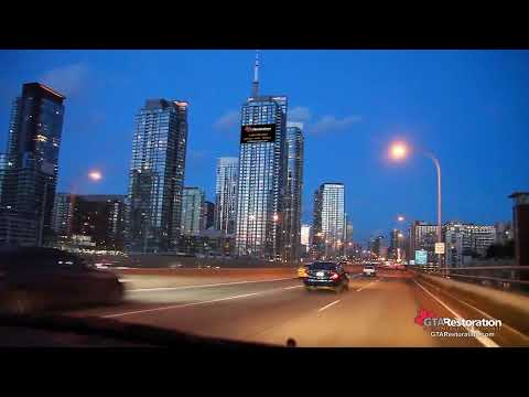 TORONTO CITY | Downtown High Rise Emergency Services | Water Damage Toronto Mold Removal