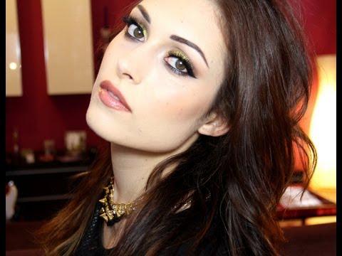 Make Up Tutorial: Old Gold (più chiacchiere su contouring e bronzer!) | CherylPandemonium