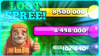 TH10 INSANE LOOT SPREE!! | TH10 FARMING ATTACK STRATEGY 2018! | CLASH OF CLANS | TH10 FARM TO MAX |
