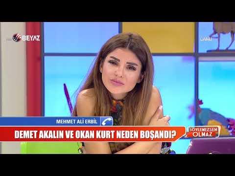 Mehmet Ali Erbil, Demet Akalın ve Okan Kurt boşanması ile ilgili ilk kez konuştu!