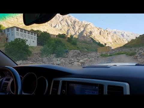Afghanistan , Panjshir Travel Aabshar district Jerali