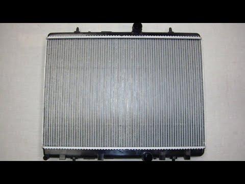 Замена Радиатора Охлаждения на Peugeot 308