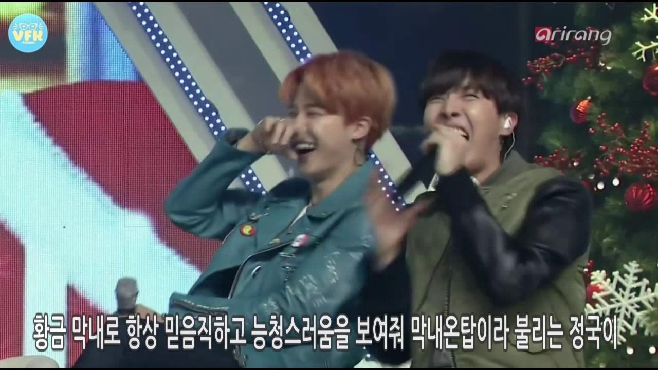 [방탄소년단] 눈물메이커 정국 & 제이홉 (Jung Kook & j-hope)