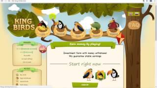 Hướng dẫn site đầu tư nuôi chim kiếm tiền của nga – Đơn giản uy tín - Part 2
