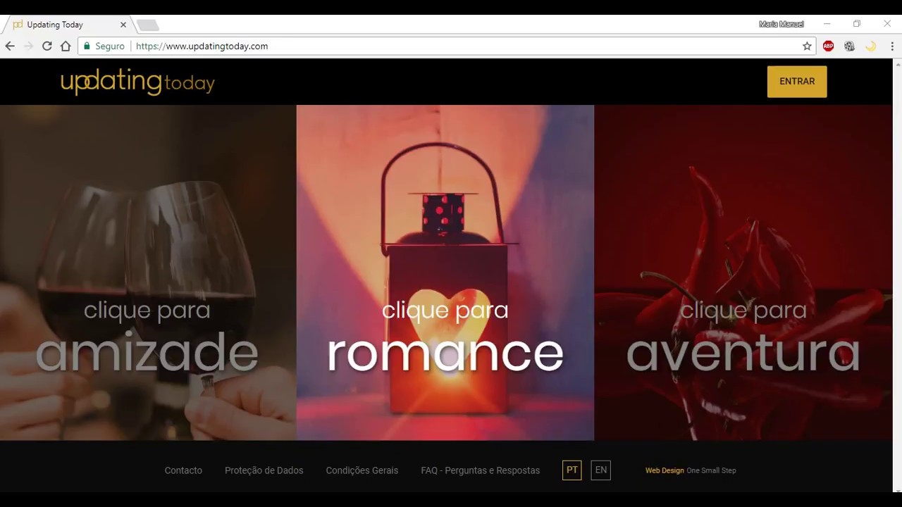 Online dating website friends