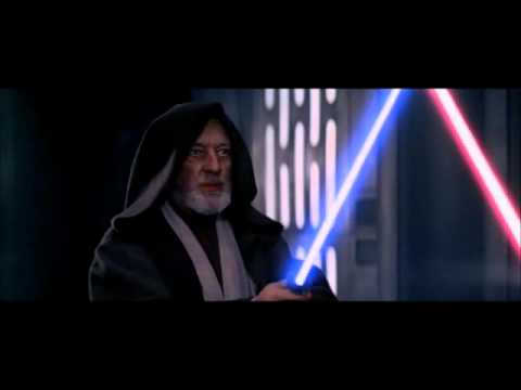 Movie Quotes If You Strike Me Downstar Wars Iv Youtube