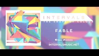 INTERVALS // FABLE feat. Leland Whitty // THE SHAPE OF COLOUR // DECEMBER 4TH