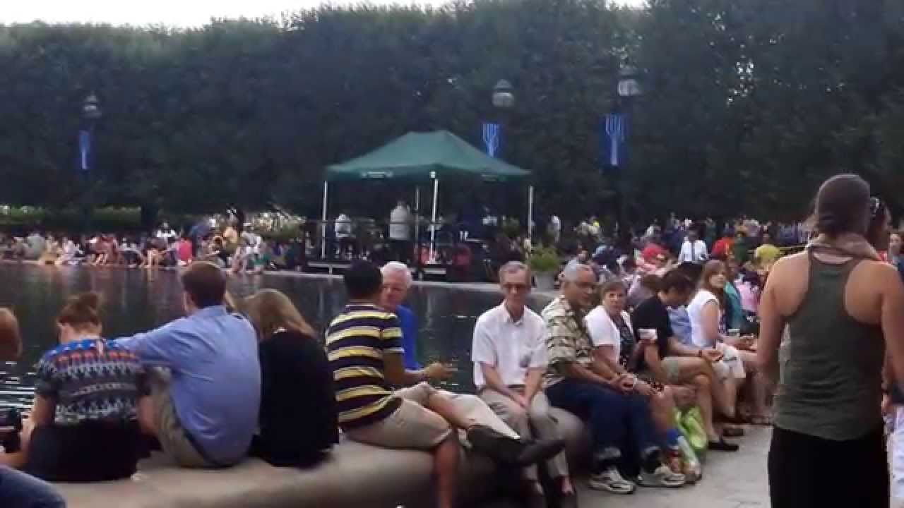 Jazz At The National Gallery Of Art Sculpture Garden Washington Dc 7 18 2014 Youtube