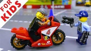 LEGO Motorbike Race