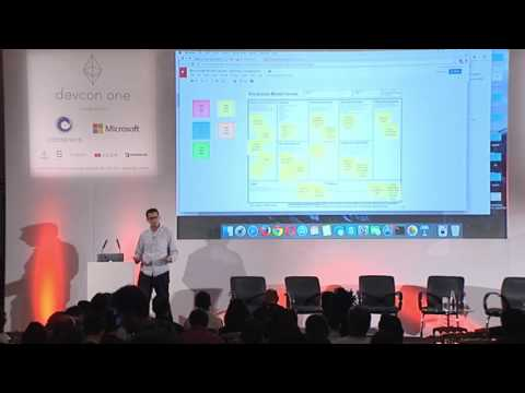 DEVCON1: Blockchain Model Canvas - Adi Chikara