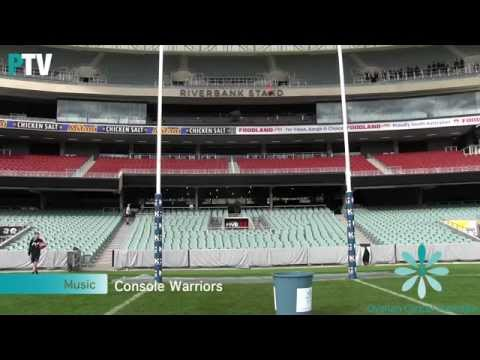 Jarman Impey incredible trickshots featuring Spimoni Productions for Ovarian Cancer