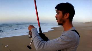 Pesca Surfcasting Portugal 2014 por Luis Moreno
