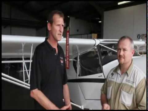 Safari Kit Plane by Kitplanes 4 Africa