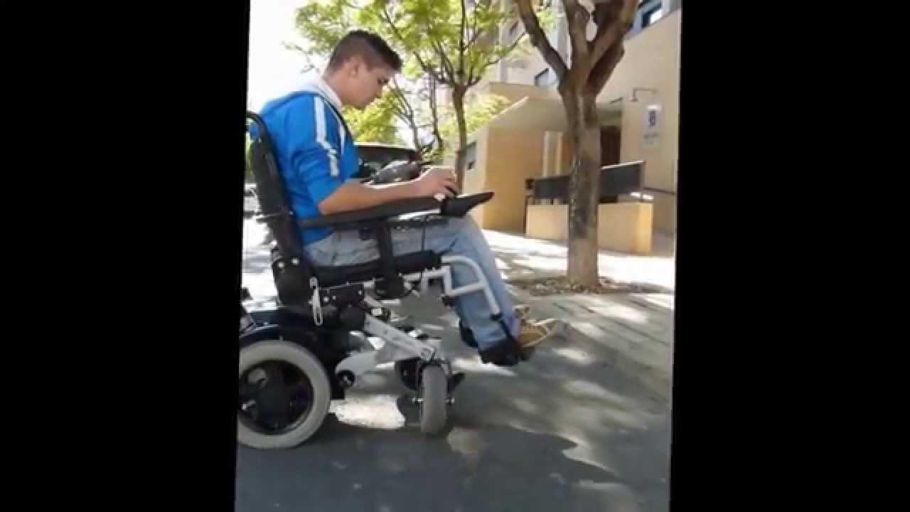 silla de ruedas electrica quickie samba 2