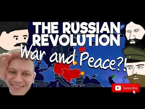 Russian guy reacts to The Russian Revolution – OverSimplified (Part 2)
