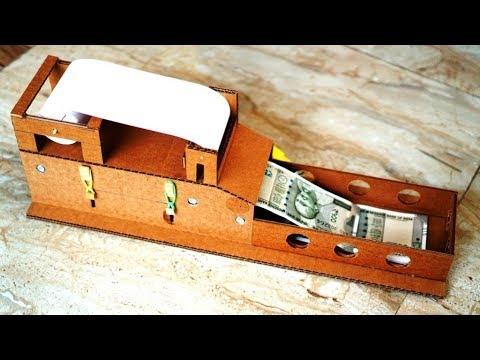 How to Make DIY Money Printing Machine   DIY Money Printing Machine Magic  