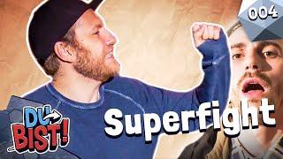Fynn Kliemann vs. Crazy Cat Lady - Superfight mit Nils, Lars, Viet, Ilyass & Fabian Kr | Du bist! #4
