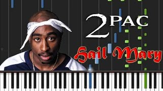2PAC - Hail Mary [Synthesia Original]