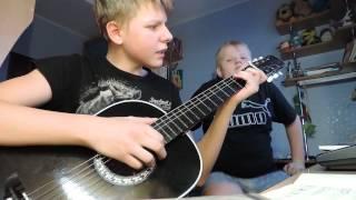 как играть на гитаре песню 31-ая весна группы ночные снайперы