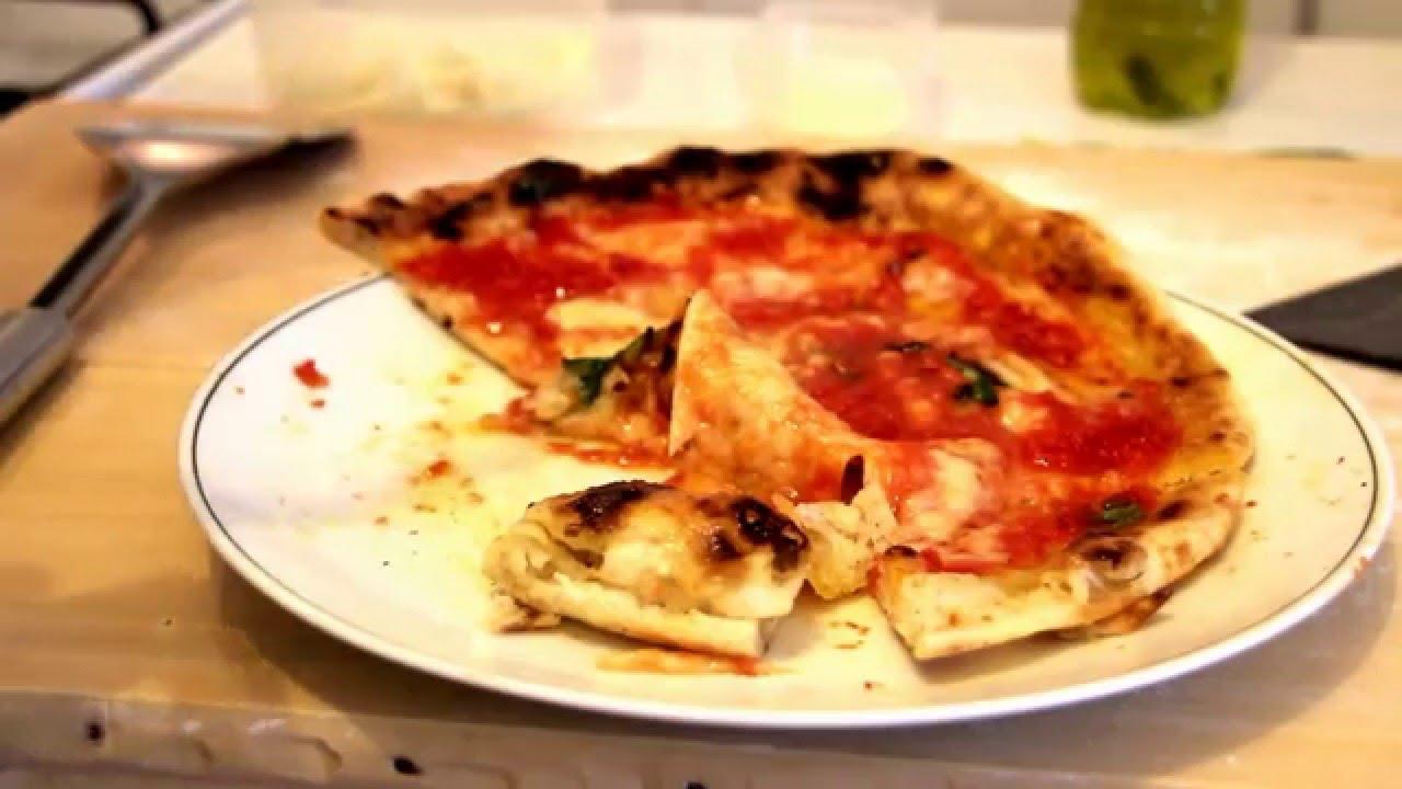 Pizza cotta nel forno elettrico – Fornetto-elettrico.it