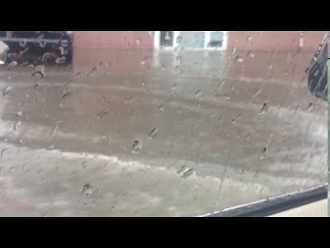 Затопленные улицы Москвы