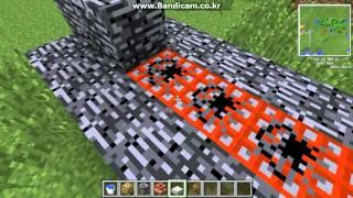빨간고양이의 마인크래프트 대포만들기