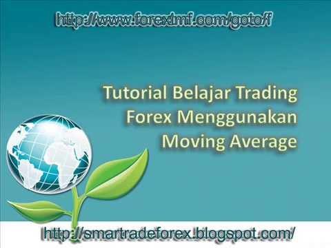 Cara menggunakan moving average pada forex