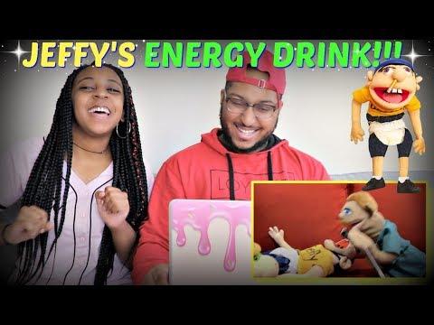 "SML Movie: ""Jeffy's Energy Drink!"" REACTION!!!"