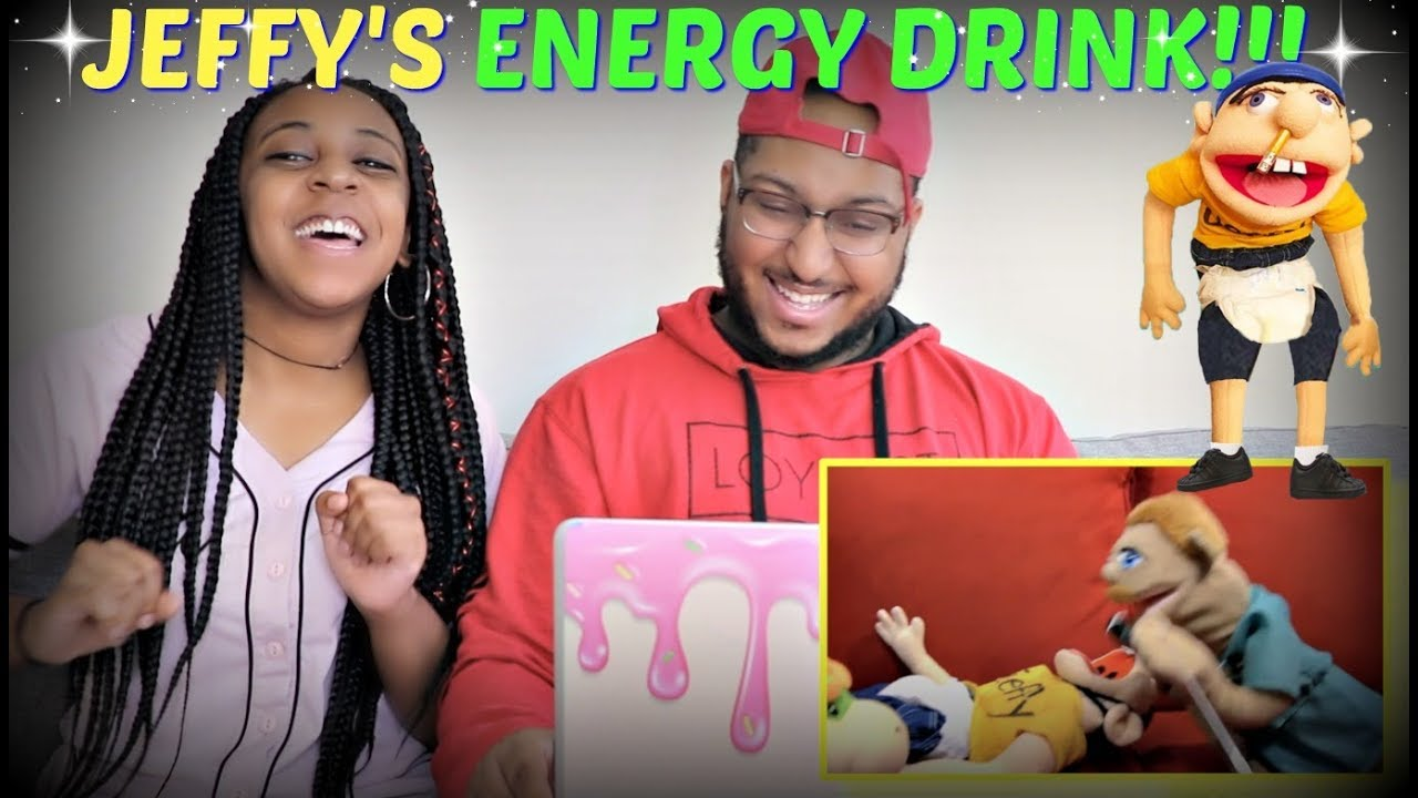 Sml Movie Quot Jeffy S Energy Drink Quot Reaction Youtube