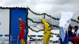 2011/12/3 万博公園でのガンバ大阪ファンミーティングにて.