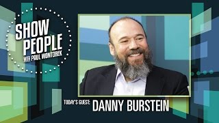 Show People with Paul Wontorek: Danny Burstein of FIDDLER ON THE ROOF