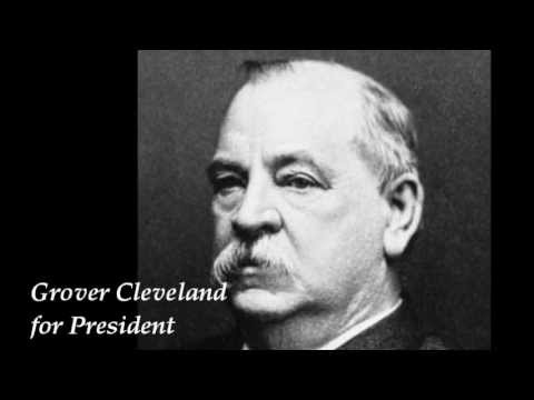 Grover Cleveland Ad and Speech