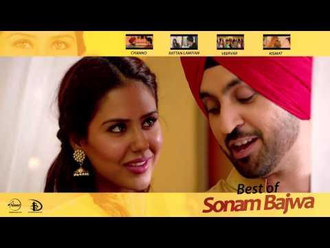 Best of Sonam Bajwa | Video Jukebox |...