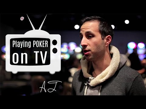 Poker tips: What It's Like to Play Poker on TV? [Ask Alec] - 동영상