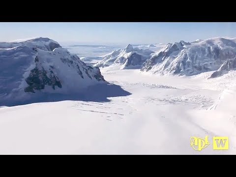 Irreversible Collapse: APL-UW Research Suggests Melt of West Antarctic Glaciers