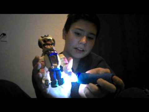 Clay Figure review PT.1