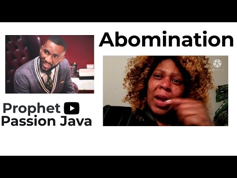 It's The One About Prophet Passion Java Exposed