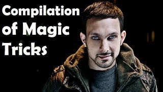 Dynamo Magician Impossible - Compilation Best Magic Tricks!