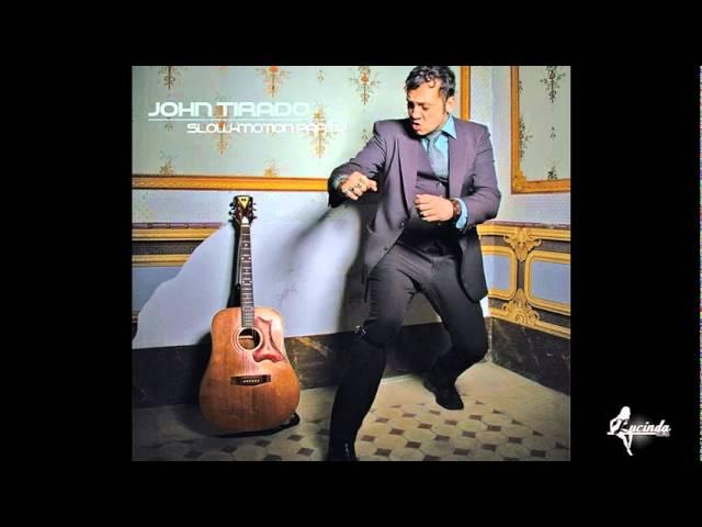 John Tirado - 'Suddenly' (audio)