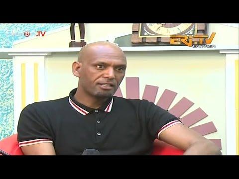 Eritrean inventor Michael Sebhatu