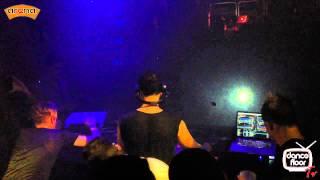 dancefloor Tv. DUBFIRE @ ARENA LIVE MENDRISIO 2013 [TEKNOLOGIK + JUSTMUSIC]