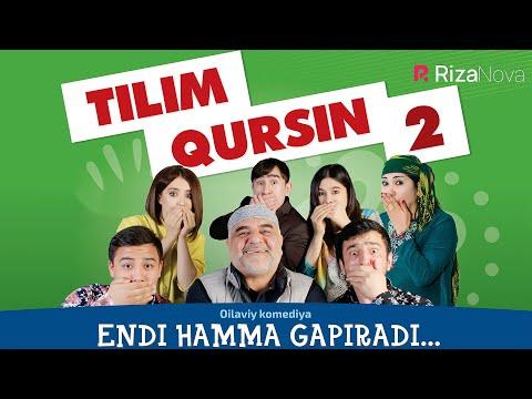 Tilim qursin 2 (o'zbek film)   Тилим курсин 2 (узбекфильм) #UydaQoling